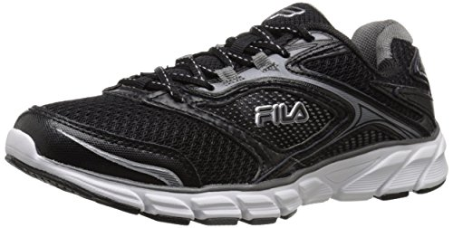Fila Stir Up Running Shoe Black-Dkslv-Wht