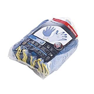 Honeywell 2094150-10/MPP PSS DexGrip Light Protective Gloves, Handling of Abrasive Objects in Damp Non-Greasy Environment, EN 388 21212 - Size 10 (Retail pack of 10 pairs)