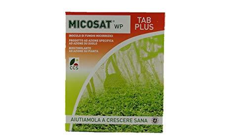 MICOSAT F WP Registerkarte INOKULUM VON PILZEN Mykorrhizapilze Symbionten in einer Packung zu 1 kg
