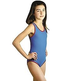 ZAGANO Mädchen Badeanzug / Schwimmanzug BAYA