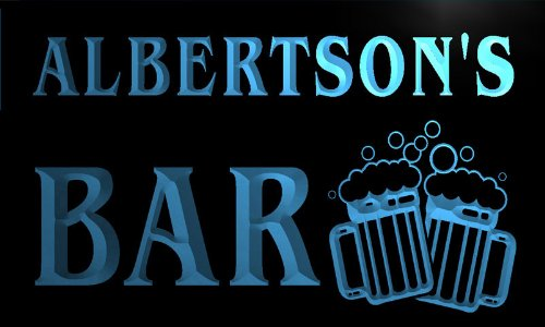 cartel-luminoso-w003385-b-albertson-name-home-bar-pub-beer-mugs-cheers-neon-light-sign