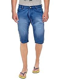 Okane Men's Denim Shorts