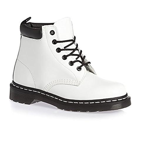 Dr Martens 939 Boots (Blanc/Noir)