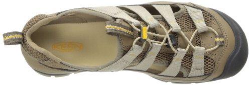 Keen Gallatin CNX UNISEX Schuh Wasserschuh Outdoor Sandale braun Shitake/Tawny Olive