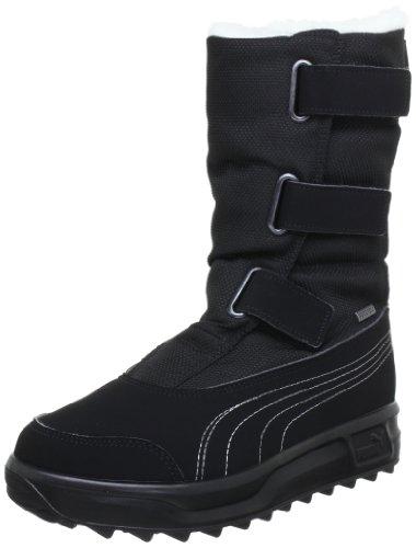 Puma Acima GTX, Unisex-Kinder Schneestiefel, Schwarz (black-gray dawn 01), 39 EU (6 Kinder (Jungen Stiefel Schwarz)