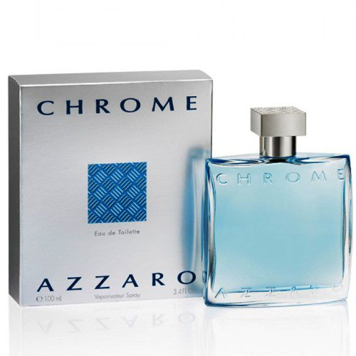 Chrome By Loris Azzaro For Men. Eau De Toilette Spray 3.4 Oz.