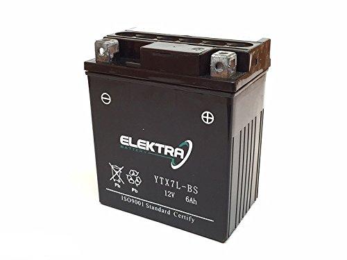 batteria-elektra-ytx7l-bs-per-malaguti-x3m-supermotard-125-2008-12v-6-ah-con-acido-246610060