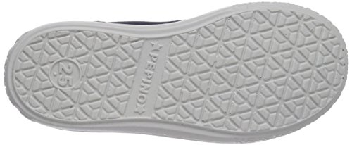 Ricosta Danny Unisex-Kinder Hohe Sneakers Blau (see 170)