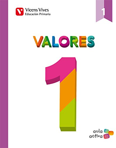 Valores 1 (aula Activa) - 9788468220468