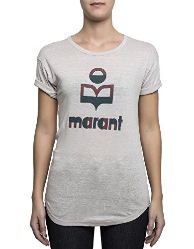 isabel-marant-damen-ts032617p029e20ck-grau-leinen-t-shirt