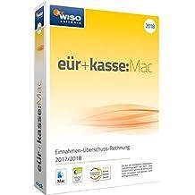 WISO eür+kasse:Mac 2018: Für die Einnahmen-Überschuss-Rechnung 2017/2018 inkl. Gewerbe- und Umsatzsteuererklärung