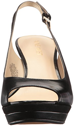 Nine Able Sandal Ouest Black 2 Leather