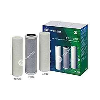 Ersatzfilterset (FCPS20, FCCBL, FCPS5) für Systeme FP3-K1, FP3-HJ-K1, FP3-2