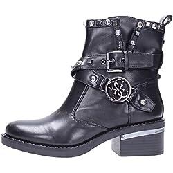 GUESS Fenix Botines/Low Boots Mujeres Negro - 35 - Botas de caña Baja