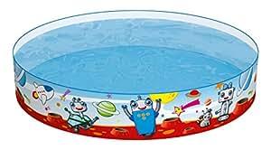 Bestway Spacebotz Fill-N-Fun Paddling Pool - 48 x 10 Inches
