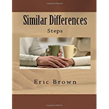 Similar Differences: Steps