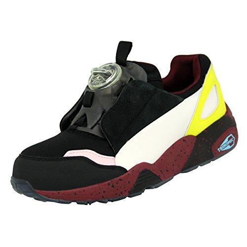 Puma McQ Disc Black by Alexander McQueen Herren Sneaker 358937 01 Multicolor