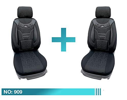 Coprisedili per Toyota Land Cruiser J15, conducente e passeggero, anno di costruzione dal 2009 al 2019, numero di colore: 909