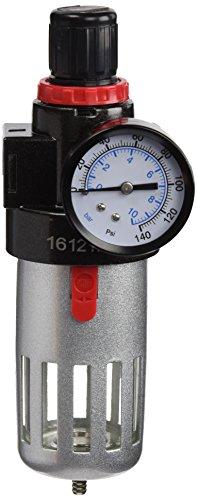 """Jbm 53064 Filtro y regulador de aire, 3/8\"""""""