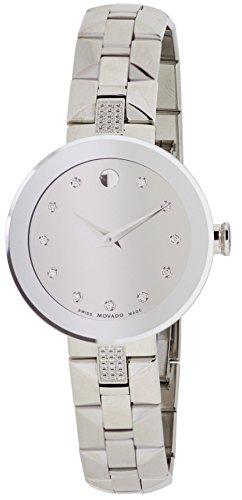 Reloj de mujer de zafiro Movado 0606815