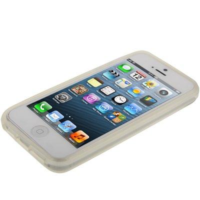 """iPhone 5/5S Coque/Case en Silicone """"Transparent"""" Au """"Air Matelas de style-Original seulement de thesmartguard"""