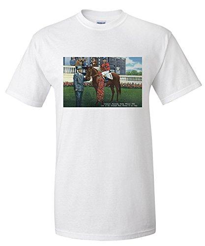 kentucky-kentucky-derby-winner-citation-in-1948-premium-t-shirt
