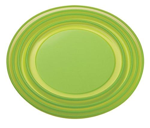 lidlover couvercles en silicone alimentaire pour une salade Bols/pots/micro-ondes/au four, grand, 8–30,5 cm