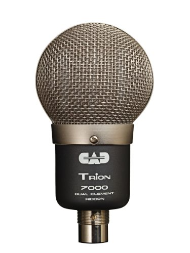 CAD Audio Trion7000 Dual Element - Microfono a nastro