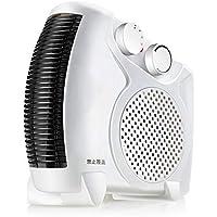CARWORD Calentador De Ventilador Eléctrico Silencioso Portable del Calentador De 2Kw 100W/2000W Caliente Y
