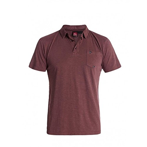 Quiksilver mashoro Polo Shirt Rouge - sassafras XS