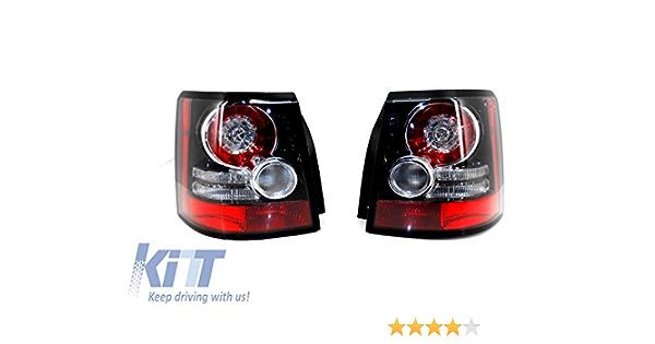 KITT TLRRSL320F Feux arri/ère Rear Lights Noir Rouge