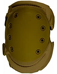 HWI Standard - Protecciones de airsoft, color marrón