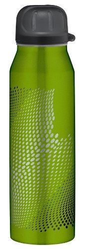 Alfi 5337699050 Isolier-Trinkflasche edelstahl (0,5 Liter) wave grün