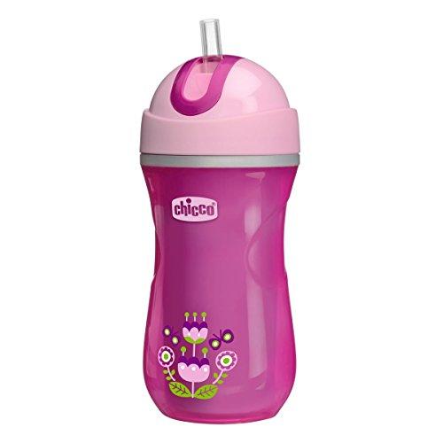 Chicco 00006991100000 Tazza Sport 14 Mesi+ Bambina Rosa