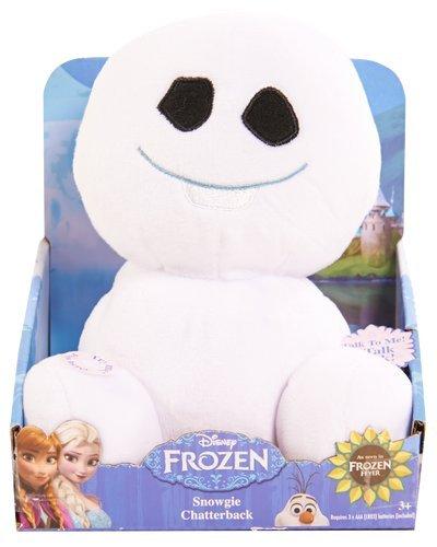 Disney - Frozen : Il Regno di Ghiaccio - Snowgies - 1 Mini Pupazzo di Neve Chatterback - Assortimento Vario
