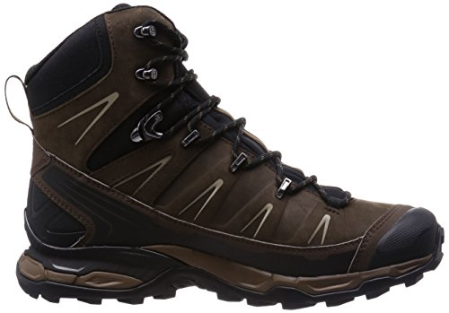 Salomon - X Ultra Trek GTX, Scarpe da escursionismo Uomo Marrone (Absolute Brown-X/Black/Navajo)