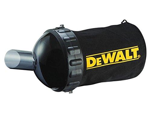 DeWalt Spänefangsack (für Akku-Hobel DCP580) DWV9390 (Tischkreissäge Dewalt Baustelle)