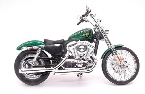 Harley Davidson XL 1200V 20131: 12–Motorrad–Maisto–Die Cast–Modellbausatz