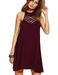Good dress Robe Sans Manches