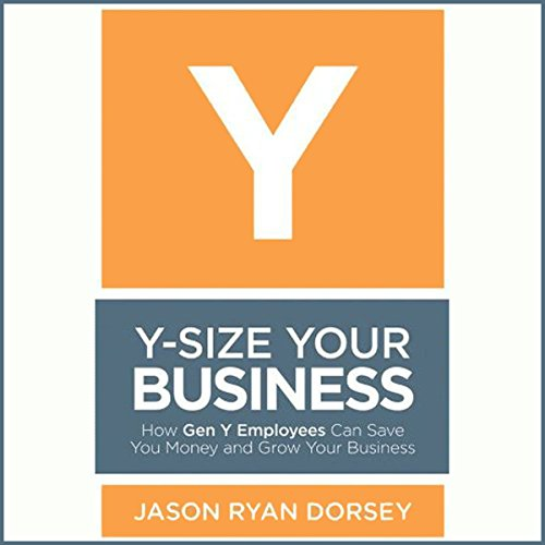 Y-Size Your Business  Audiolibri