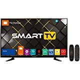 Kevin 102 cm (40 inches) KN40001A Full HD LED Smart TV (Black)