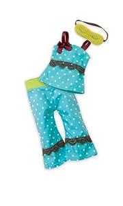 Manhattan Toy - Ropa para muñecos bebé Groovy Girls (147300)