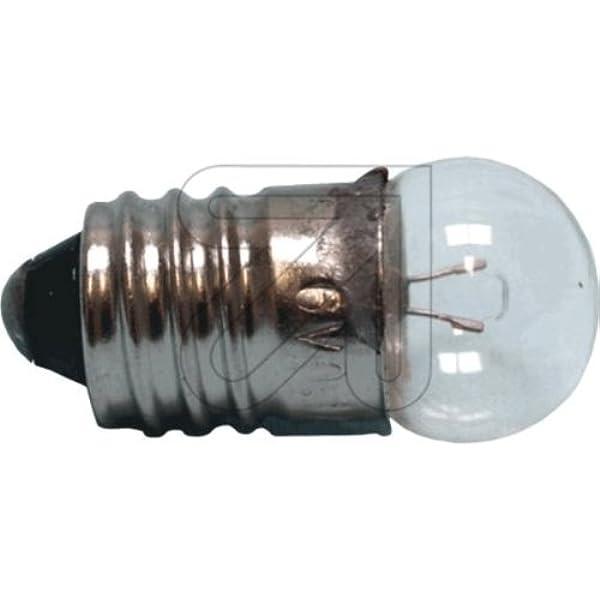 LED  3,5-4,5Volt  Birnchen für E10 Fassungen    2 Stück  *NEU*