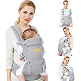 Best Baby Carrier For Newborns - Viedouce Baby Carrier Ergonomic/Pure Cotton More Lightweight Review