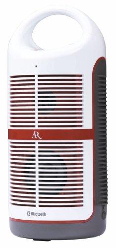 Audiovox AWSBT-1 portabler schnurlos Lautsprecher (5 Watt RMS, 3,5mm Klinkenstecker) (Audio Research Lautsprecher)