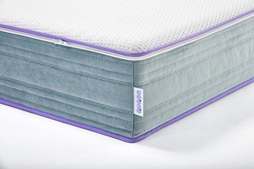 QUQON - Eine Matratze wie für dich gemacht - 3 verschiedene Liegebedürfnisse - Quality Time Made in Austria