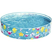 Bestway Fill-N-Fun Paddling Pool - 48 x 10 Inches, Blue