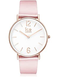 Ice Watch Armbanduhr City Tanner Pink Rose Gold Small 1512