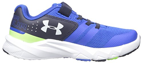 Under Armour Boys Boys Pre School Primed Adjustable Closure Ultra Blue/Midnight Navy/White