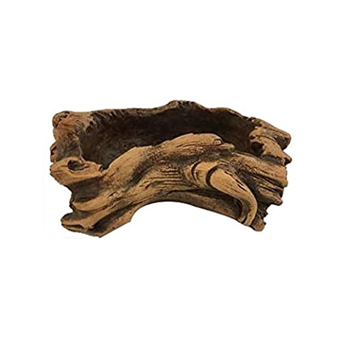 TIAMO Home Store Kleine kreative Retro Imitation Stakes Wurzel Holz